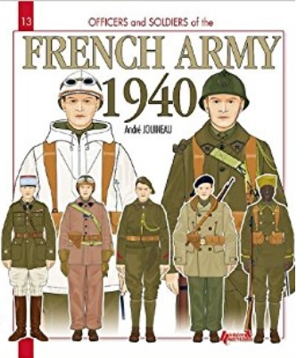 The French Army of 1940s.