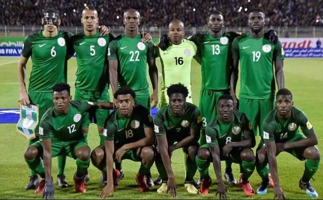 Super Eagles Nigeria has been beaten by Croatia