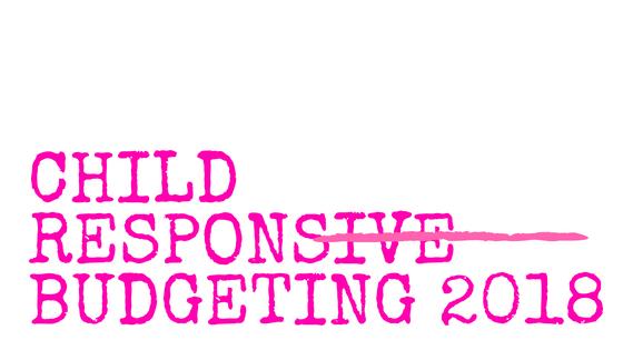 child responsive budgeting