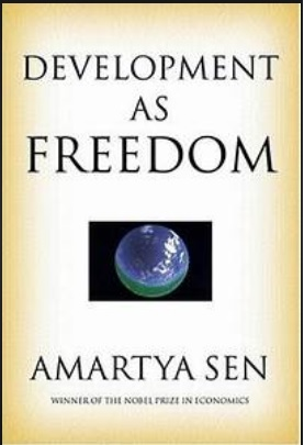 BOOK REVIEW: Development as Freedom by Amartya Sen