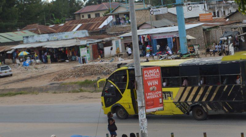 Ukunda Town
