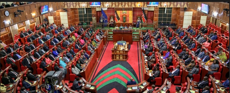 Kenya National Assembly Chambers