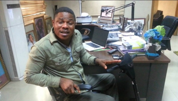 YINKA AYEFELE MUSIC HOUSE DEMOLISHED