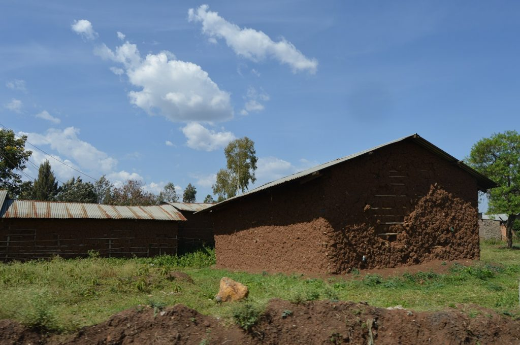 Bandani informal settlements in Kisumu County
