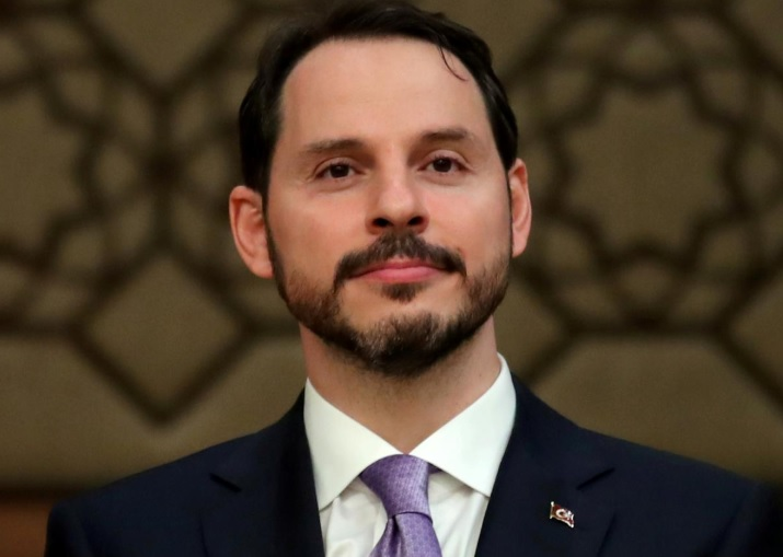 Berat Albayrak, Turkish Finance Minister calls for cutting on the number of cars used by the state.