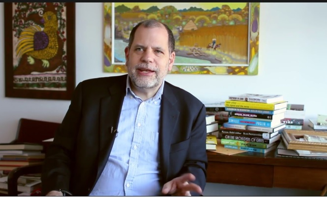 Tyler Cowen, Professor of Economics at George Mason University and Blogger at Marginal Revolution