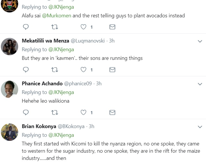 Kenyans react on the ongoing maize crisis 2
