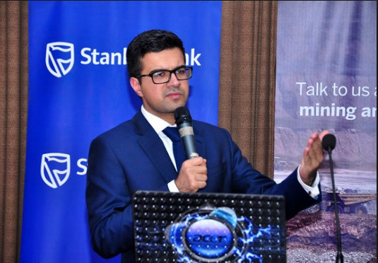 Jibran Qureishi, regional East African Economist for Stanbic Bank.
