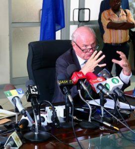 EU ambassador to Tanzania