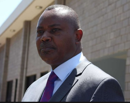 Director of Criminal Investigations (DCI) George Kinoti