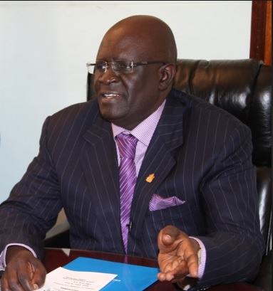 Prof. George Magoha the current KNEC Chairman
