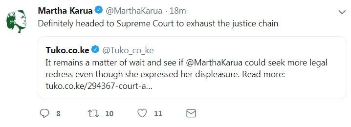Marta Karua