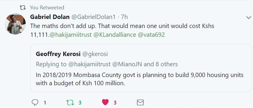 Mombasa Housing
