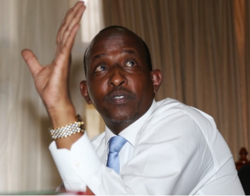 MP Aden Duale comes back to the limelight