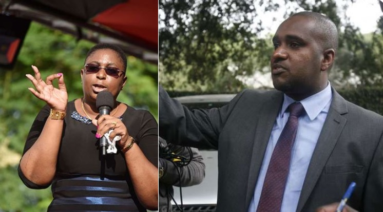 Aisha Jumwa and Suleimani Dori to be expelled from ODM