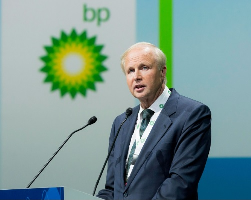 """Oil and Gas is a Hi-Tech Industry,"" say BP CEO"