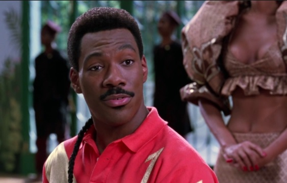 "Eddie Murphy signs contract to make sequel of ""Coming to America"""
