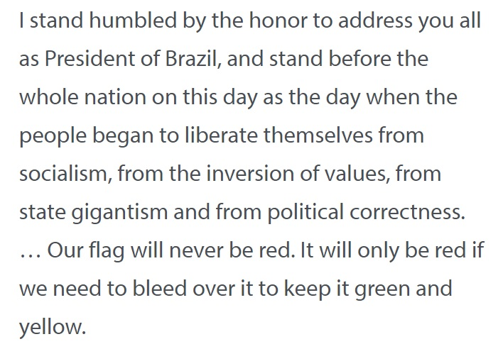 This is a preview of President of Brazil plans to transform the country.
