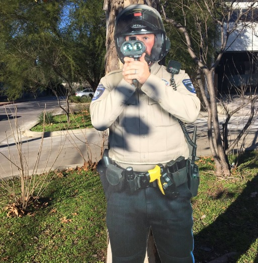 Sheriff in Austin uses Cardboard cutouts as deputies to fight Crime