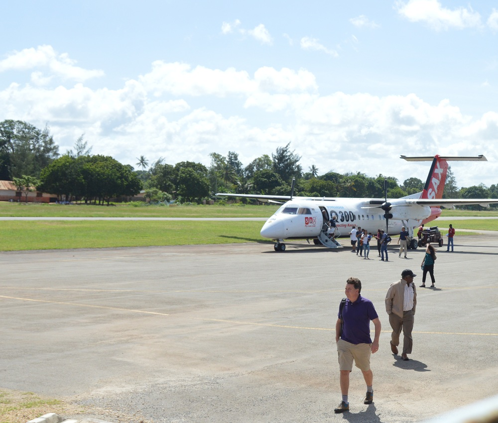 Ukunda Airstrip in Kwale renamed to make it attractive