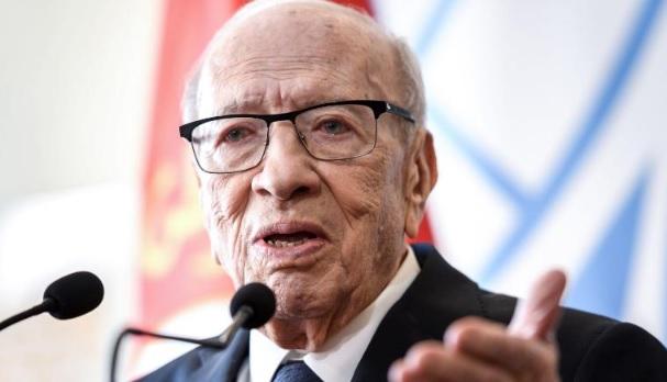 Tunisia's President Beji Caid Essebsi  dies aged 92