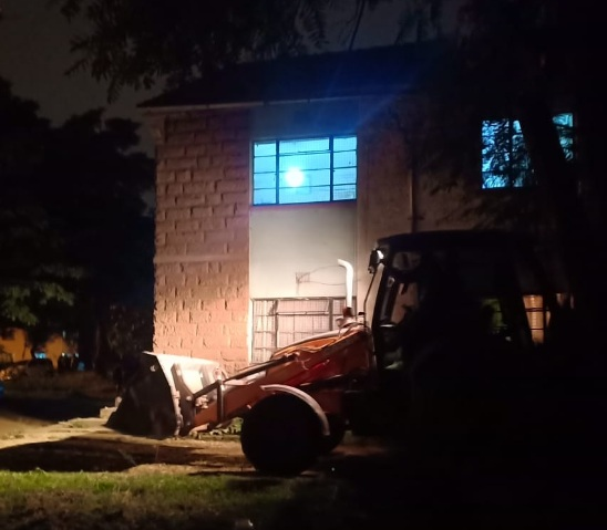 Midnight Pangani Estate Nairobi Evictions