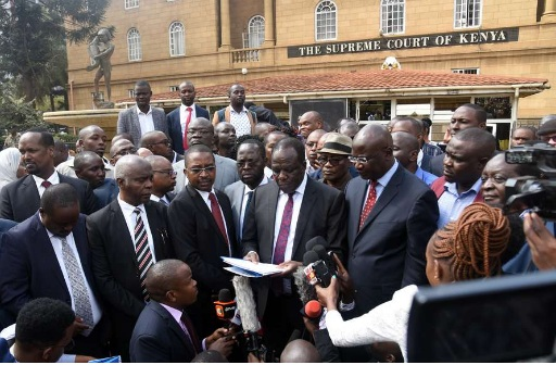 Governors' Petition Supreme Court over Court Funds row