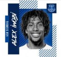 Alex Iwobi joins Everton FC on a five year deal