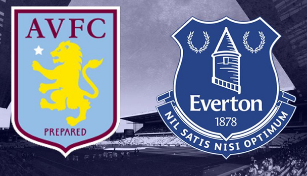 Aston Villa to face Everton tonight