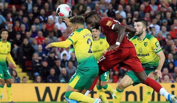 Liverpool FC thrash Norwich City in Premier League opener