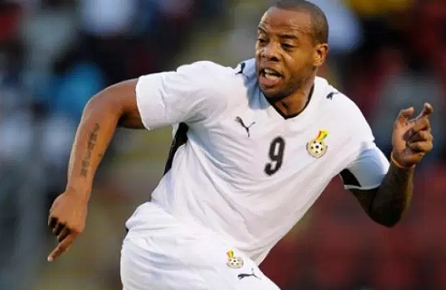 Former Ghana International Junior Agogo dies at 40