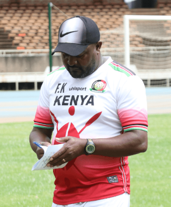 Francis Kimanzi names his squad to face Uganda in a friendly match
