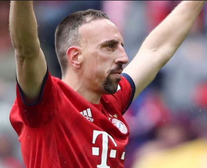 Frank Ribery is set to join Fiorentina