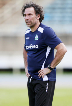 Hassan Oktay resigns as Gor Mahia Head Coach