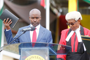 Hillary Barchok sworn in as Third Bomet County Governor