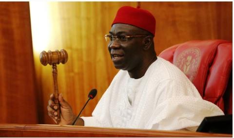 Nigerian diaspora whip a popular Senator and ask him to return home and build more hospitals