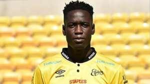 Joseph Okumu unveiled at IF Elfsborg