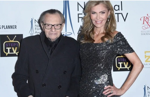 Television Host Larry King has filed for divorce from his 7th wife