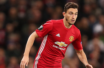 Matteo Darmian to join Parma