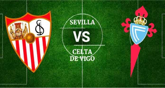 Sevilla to play Celta Vigo tonight