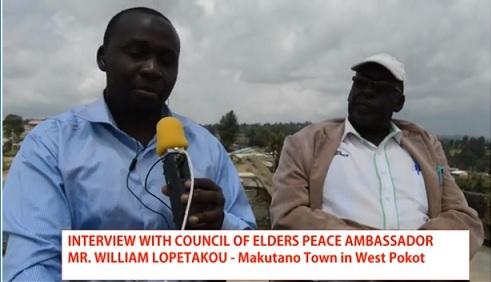 Interview with Elder William Lopetakou