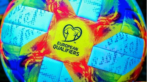 Euro Qualification matches tonight