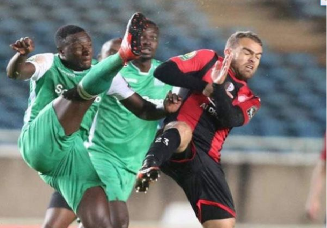 Gor Mahia knocked out of CAF
