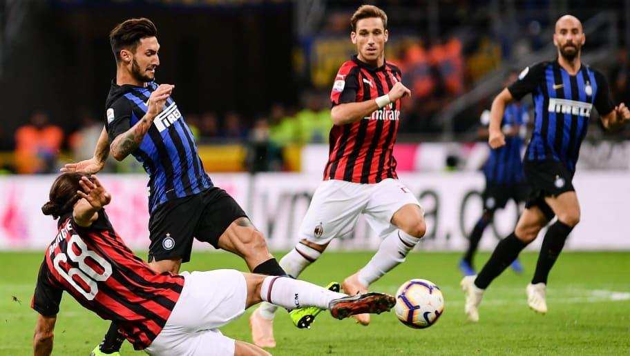 Inter Milan Outshine AC Milan in the Milan derby