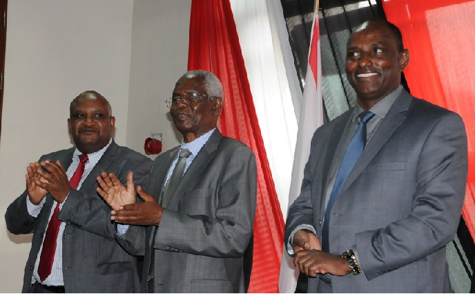 """""""We have increased our revenue collection from 30 billion to 50 billion a month,"""" KRA Commissioner General"""