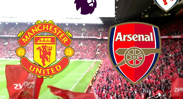 Manchester United to play Arsenal in the Premier League