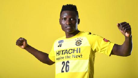 Michael Olunga Stars as Kashiwa Reysol beat Tokyo Verdy