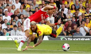Watford and Arsenal share the Spoils
