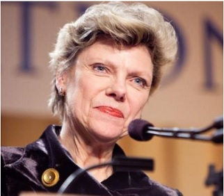Winner of 3 Emmies and Veteran journalist Cokie Roberts has died at 71