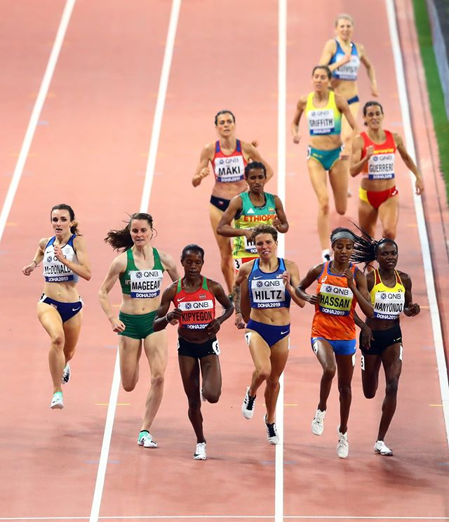 World Athletics Championship, Day 7 schedule